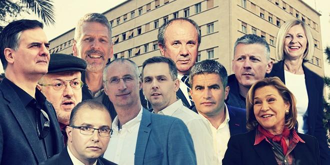 NOVA ANKETA DALMATINSKOG PORTALA Kome ćete dati glas na gradonačelničkim izborima u Splitu?