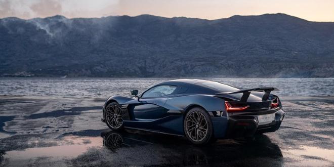 RIMAC NEVERA JE ČUDO Maksimalna brzina 412 km/h, ubrzanje do 100 km/h za manje od dvije sekunde!