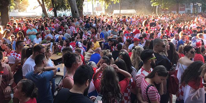 Fan-zona kreće od 11. lipnja u bašti na Zvončacu
