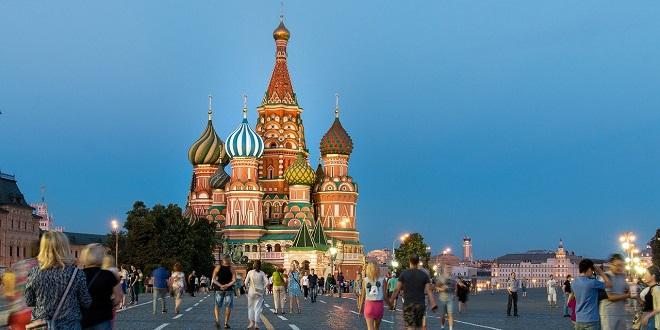 FOTOGALERIJA: IMPRESIVNE SVJETSKE GRAĐEVINE Šarena katedrala u Moskvi izvorno je bila bijela