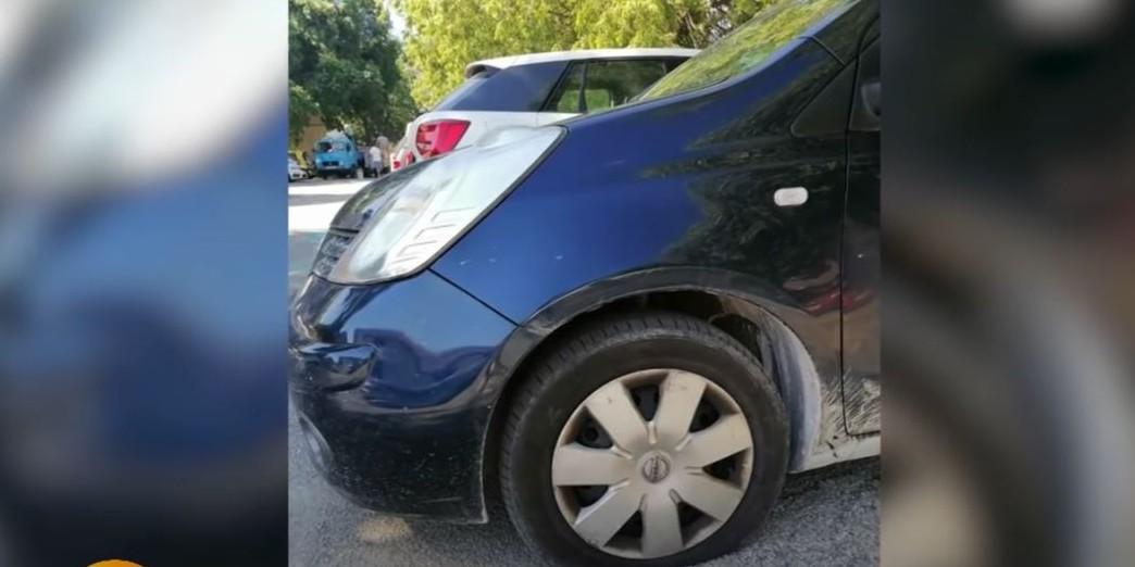 JOŠ JEDNA SRAMOTA Srpskom piscu u Splitu probušene sve četiri gume na automobilu