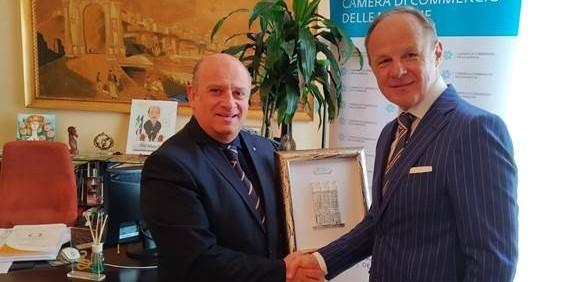 Joze Tomaš izabran za predsjednika Foruma jadransko-jonskih gospodarskih komora