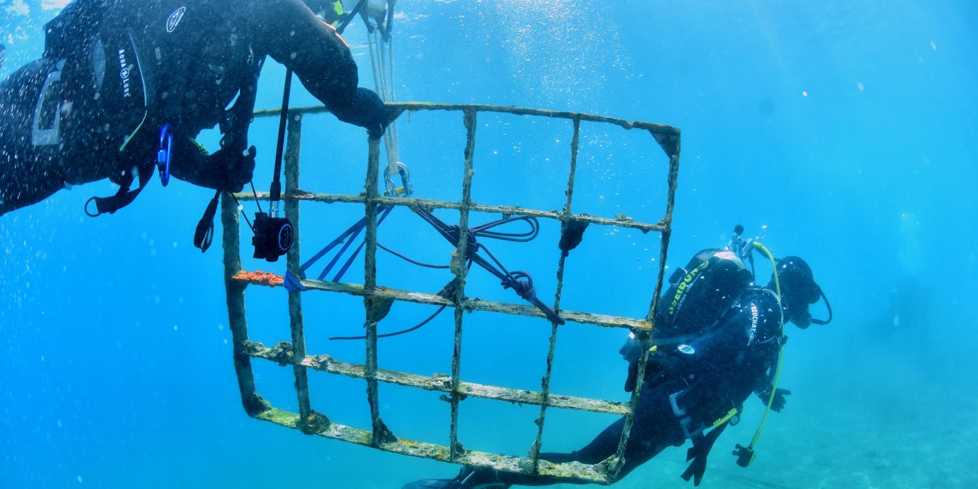 VIS THINK GREEN Ronioci će kroz tri dana podmorje 'osloboditi' od 10 tona otpada