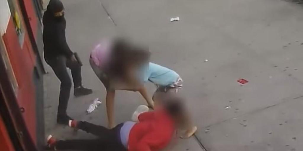 VIDEO Uznemirujuća snimka zabilježila stravičan okršaj
