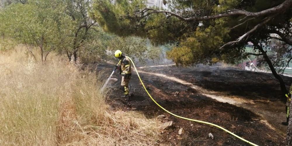 Čak pet požara na dubrovačkom području, policija poziva građane na oprez
