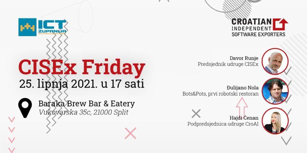 CISEx Friday u Splitu