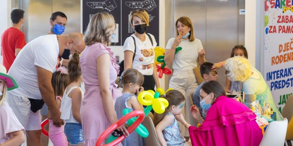 SPOT SHOPPING MALL: U Makarskoj proslavljen 1. rođendan
