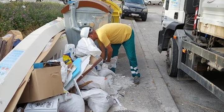 ČISTOĆA: Nastavljena akcija 'Očistimo grad'