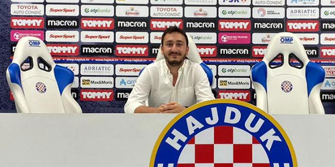 VIDEO RAZGOVOR: Prvi stipendist Hajduka već četiri godine vodi svoju tvrtku u IT sektoru!