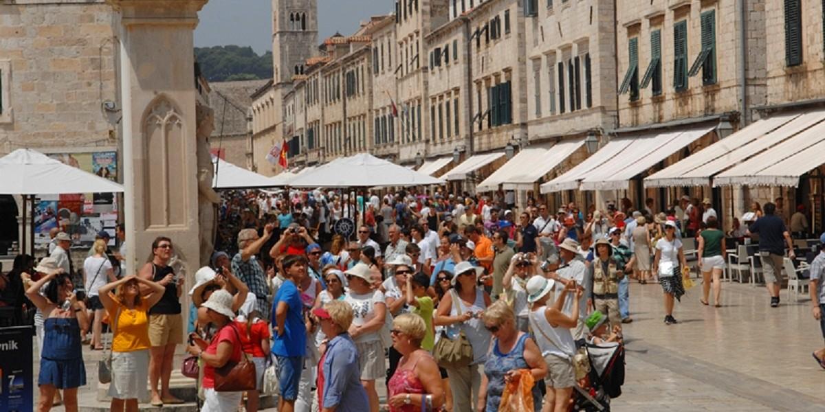 Dubrovnik bilježi samo petinu turističkog prometa u usporedbi s 2019.