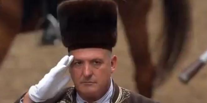 Alkarski vojvoda Boško Ramljak priveden na Prekršajni sud zbog obiteljskog nasilja
