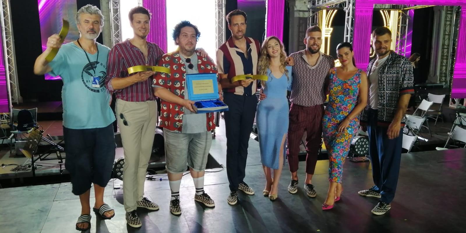 VIDEO: TBF feat. ST Koka i Klapa Cambi pobjednici su Splitskog festivala