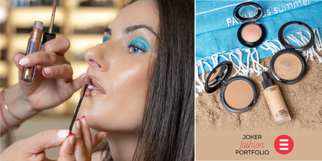JOKER FASHION PORTFOLIO Ljetne palete MAC make-upa