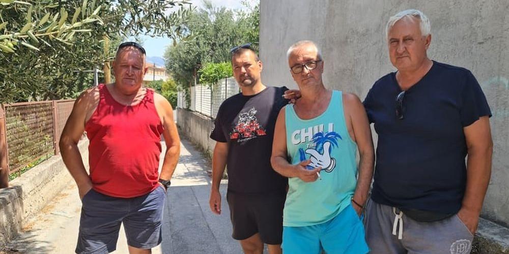 OGORČENI STANARI KMANA 'Pogledajte nam ulicu, što se treba dogoditi da Banovina reagira?!'