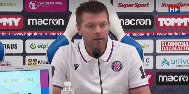 Gustafsson: Vidjet ćemo hoće li Krovinović krenuti od prve minute