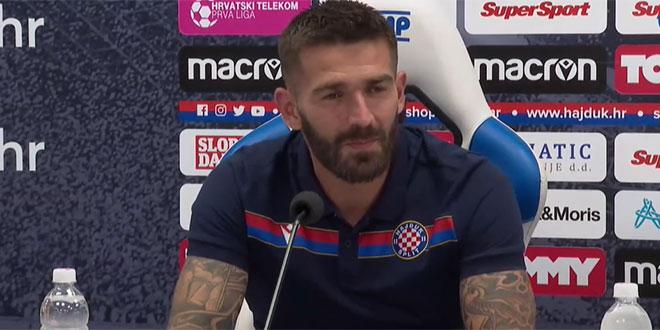 Livaja: Bolja smo momčad nego prošle sezone, ali to treba pokazati na terenu