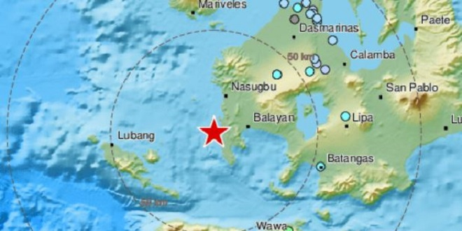 UŽAS NA FILIPINIMA Zabilježen potres jačine 6.7 prema Richteru