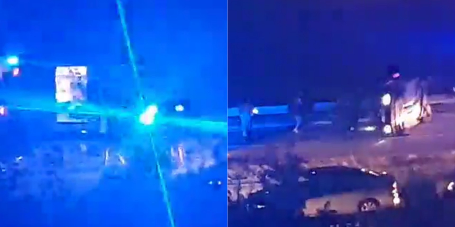 VIDEO: JEZIVA PROMETNA NESREĆA Pred ulazom u tunel Sveti Ilija sudarila se tri automobila