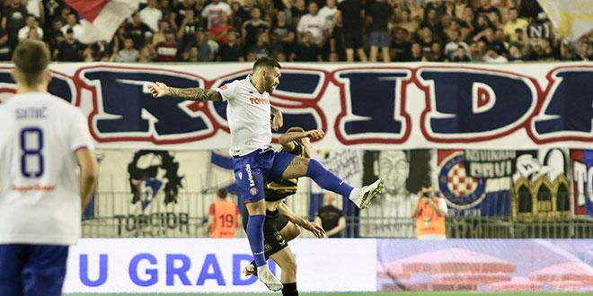 KRAJ Osijek slavio na Poljudu golom u 87. minuti!