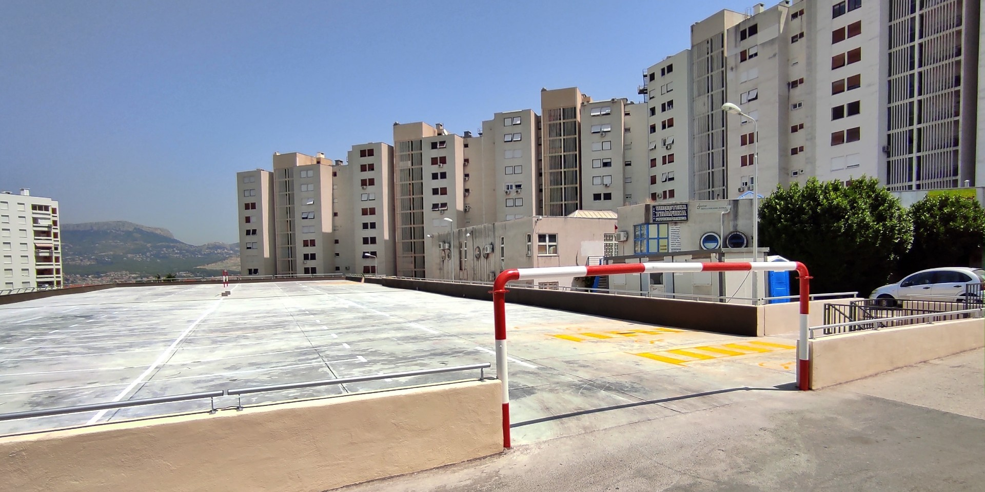 SPLIT PARKING: Završena sanacija garaže 'Pujanke I'
