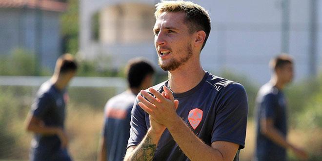 INTERVJU Marin Jakoliš: Ostanak u Hajduku očito nije bio moguć, previše je igrača na mojoj poziciji