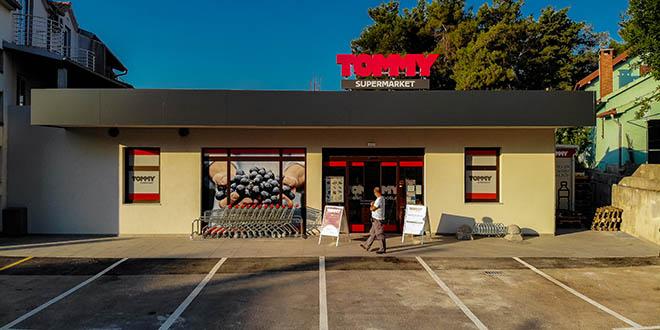 Otvoren novi supermarket Tommy u Zadru