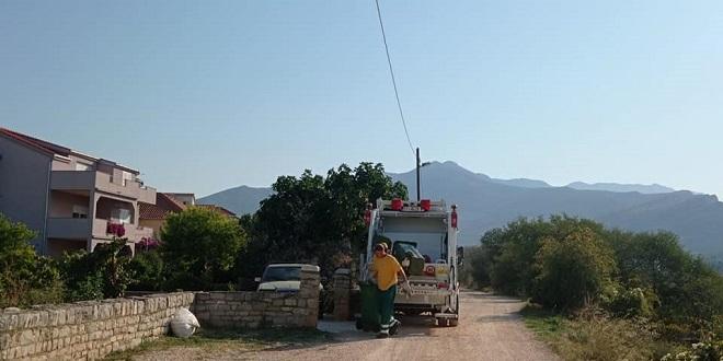 ČISTOĆA Počeo odvoz otpada 'od vrata do vrata' u dijelovima Solina