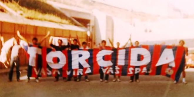 TORCIDA - VAŠA VIRA, VAŠ SPAS Prije 40 godina napravljen je legendarni transparent, evo priče iz prve ruke