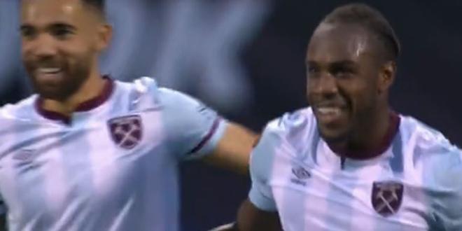 Slavlje West Hama na Maksimiru, zvižduci Vlašiću