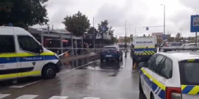 PUCNJAVA U LJUBLJANI Troje ozlijeđenih u trgovačkom centru