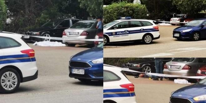 UZNEMIRUJUĆI PRIZORI Pronađeno mrtvo tijelo rano jutros u Splitu