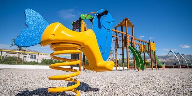 FOTOGALERIJA Pogledajte kako izgleda novo dječje igralište na Kocunaru
