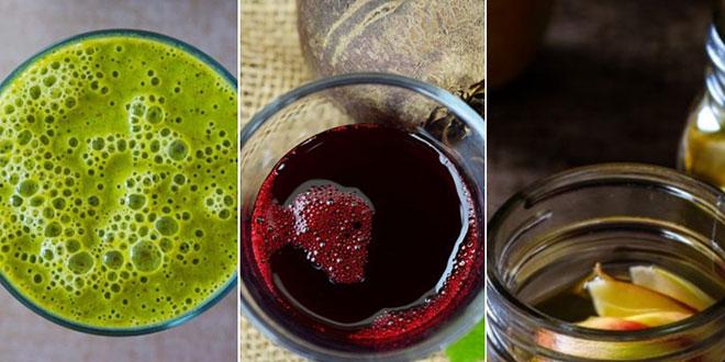 Najzdraviji prirodni sokovi: 8 ljekovitih sokova koji će vas preporoditi