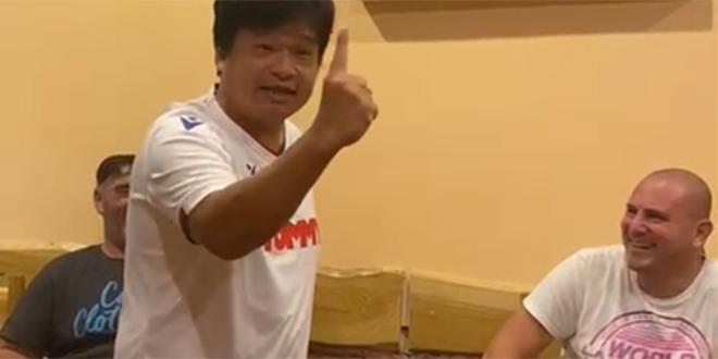 Kinez ustaša i Romano Obilinović u istoj prostoriji, pogledajte video koji se širi