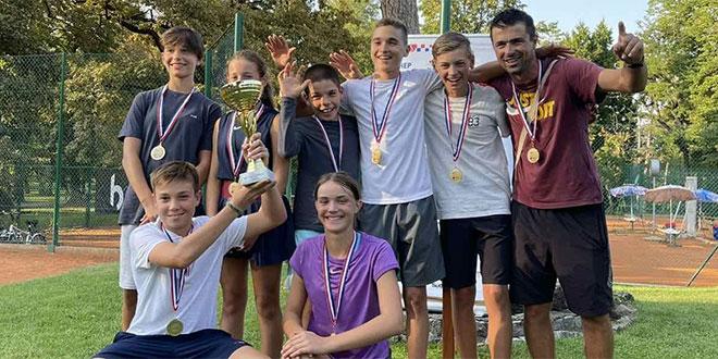 Splitski Pomak pobjednik ekipnog prvenstva Hrvatske za djevojčice i dječake do 14 godina