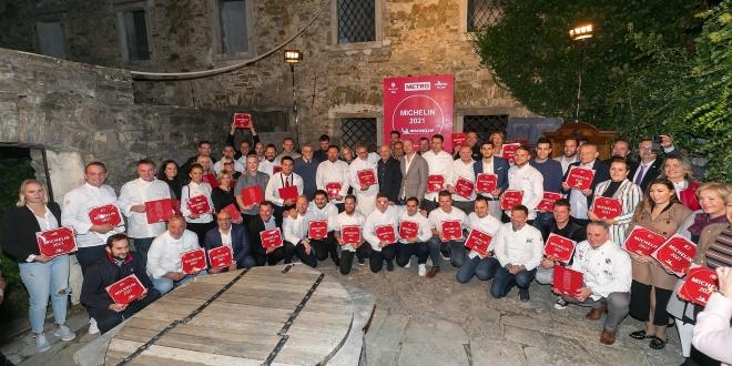 Dodijeljena su Michelin priznanja za 2021. godinu najboljim hrvatskim restoranima